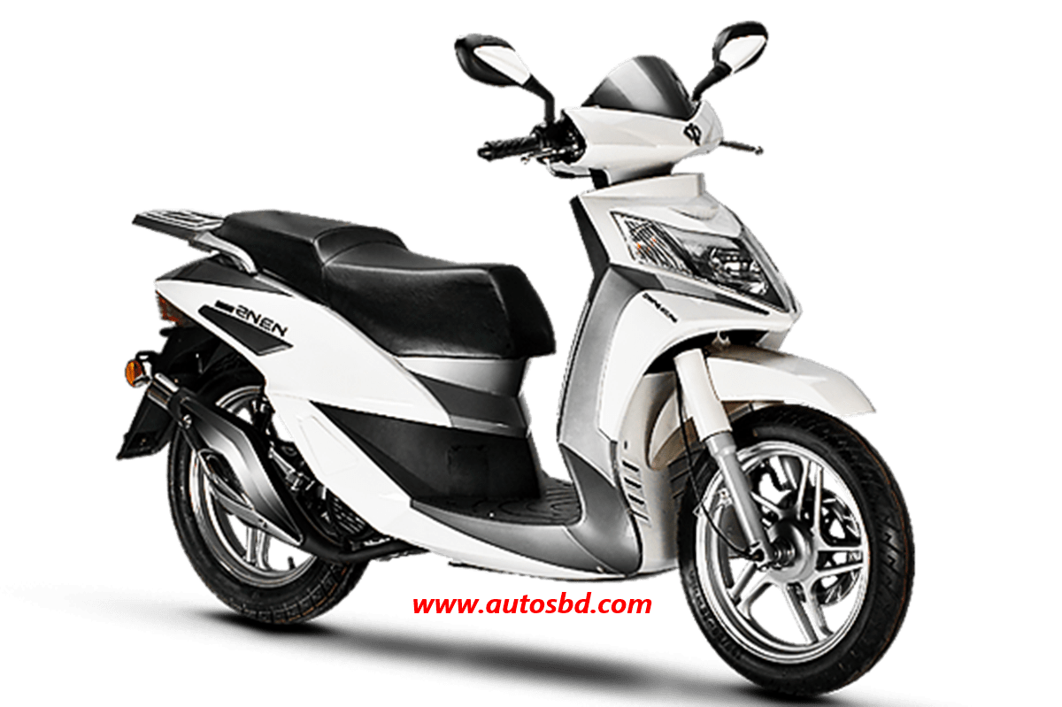 Znen Zoom Motorcycle Specification