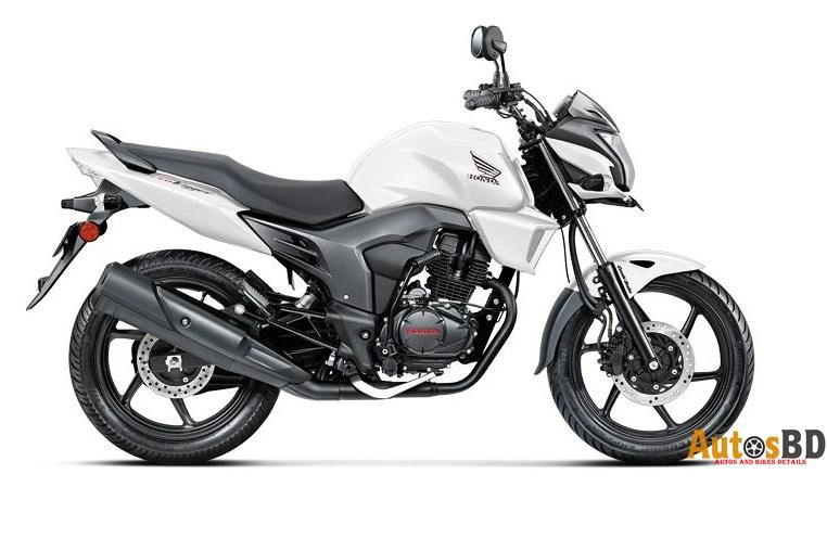 HONDA CB Trigger SD Motorcycle Specification