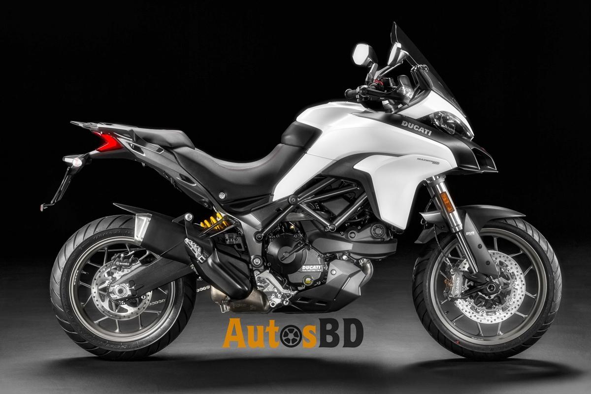 Ducati Multistrada 950 Motorcycle Specification