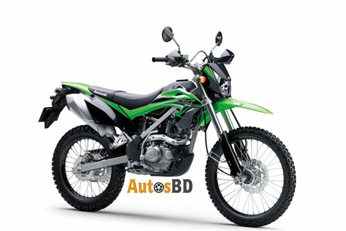 Kawasaki KLX 150BF Motorcycle Specification
