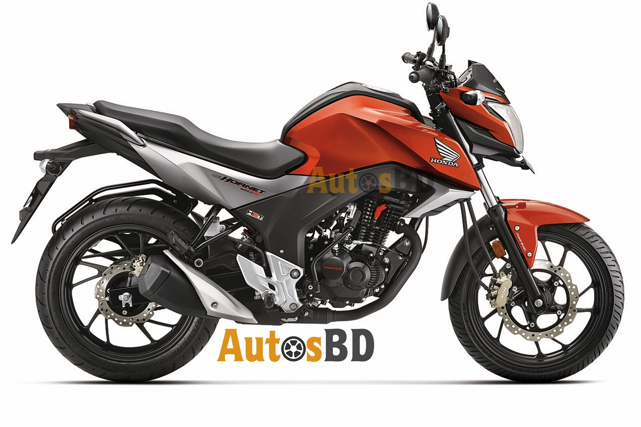 Honda CB Hornet 160R Motorcycle Specification