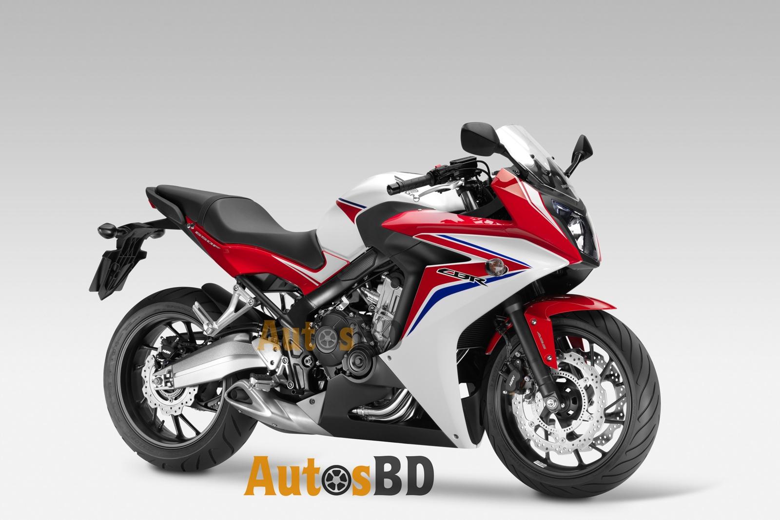 Honda CBR650F Motorcycle Specification