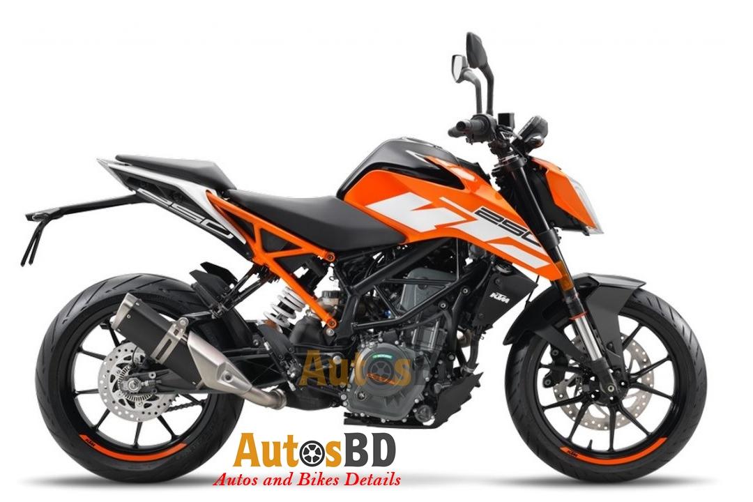 KTM 250 Duke (2017) Motorcycle Specification