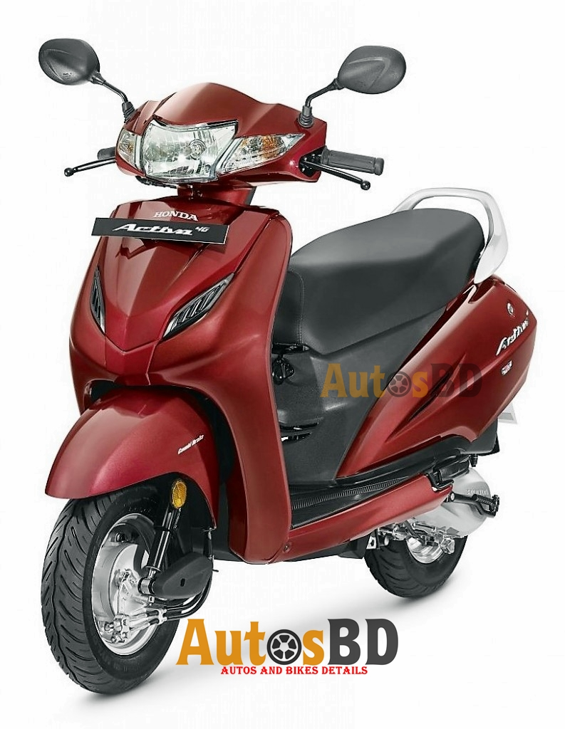 Honda Activa 4G Motorcycle Specification