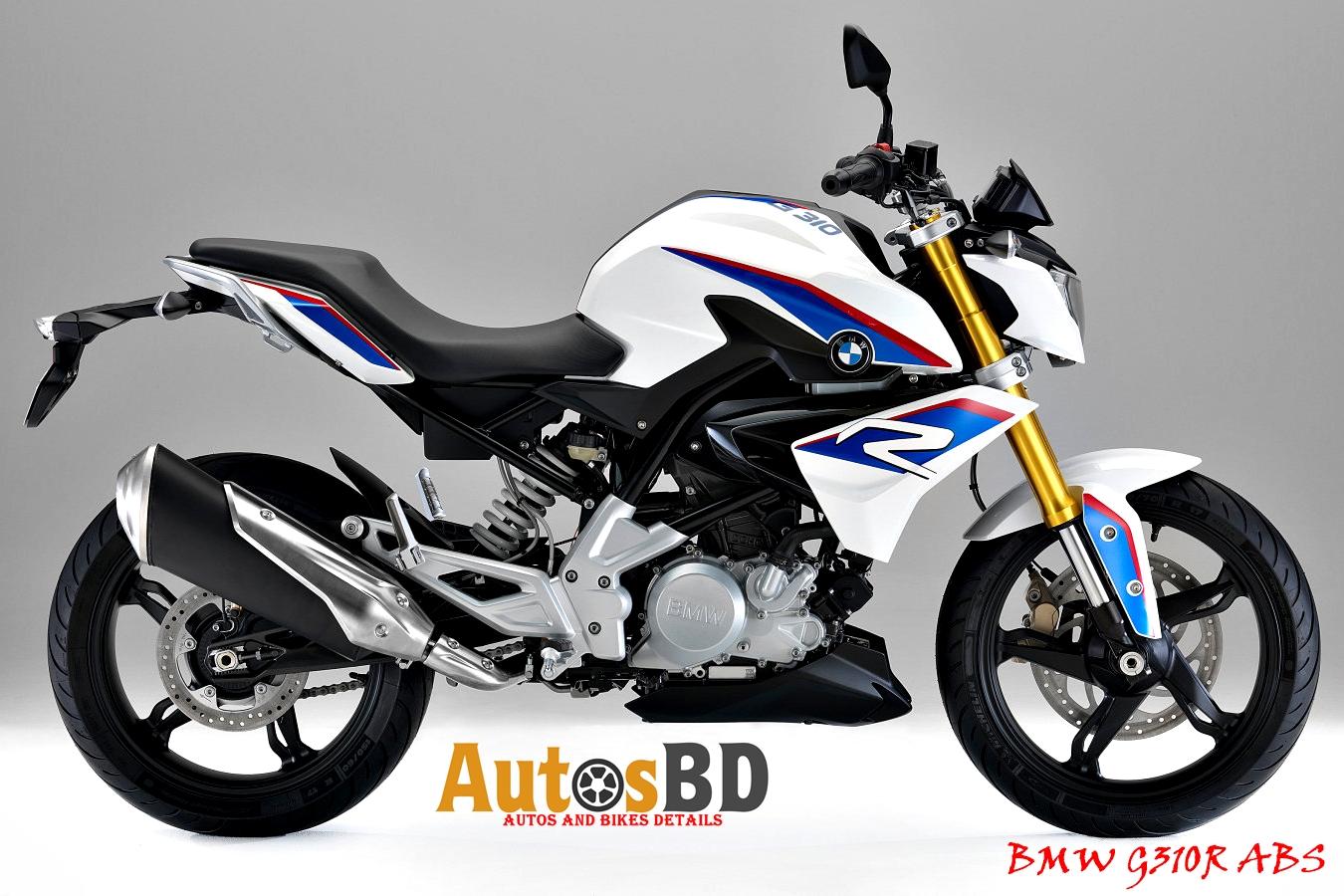 BMW G310R ABS