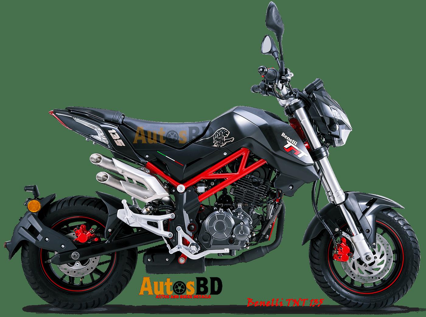 Benelli TNT 135