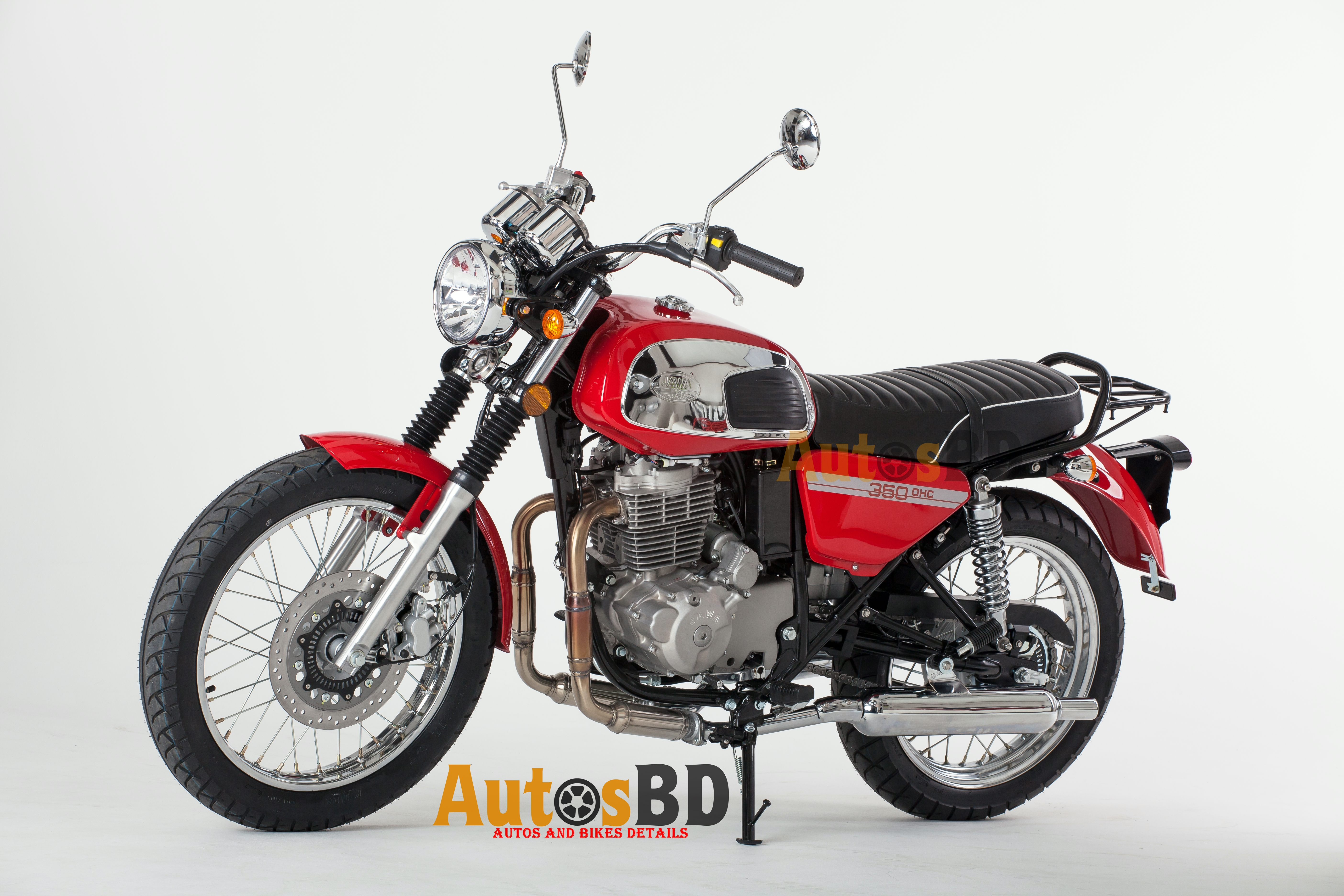 JAWA 350 Motorcycle Specification