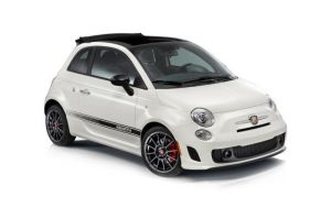 rental abarth