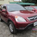 Honda CRV 2003 en Managua, Mecanica 4x4 (1)