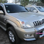 IMG_Toyota Prado GX en Managua 2006