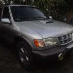 Kia Sportage en Managua 2001 (3)
