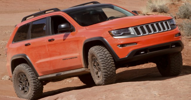 2016 Jeep Trailhawk