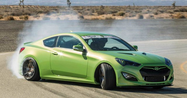 Tjin Edition Genesis Coupe