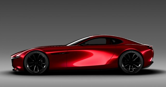 11.29.16 - Mazda RX-Vision Concept