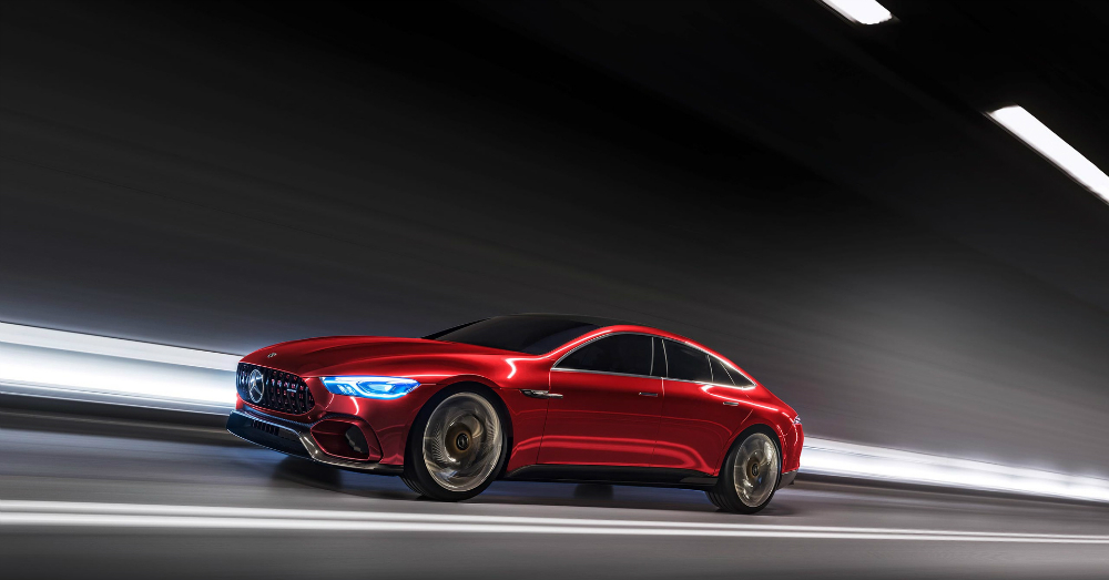 04.03.17 - Mercedes-AMG GT Concept