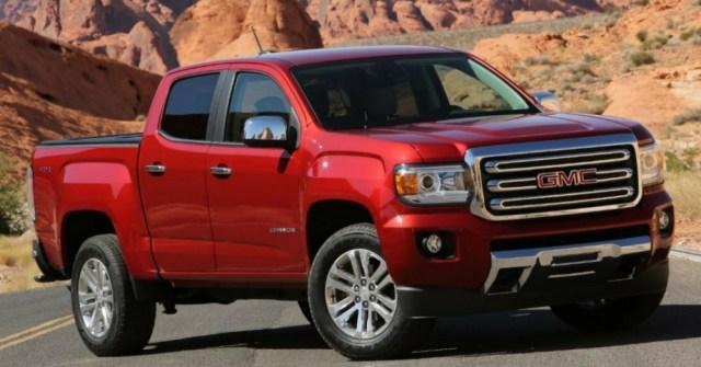 2018 GMC Canyon: A Rugged Premium Truck