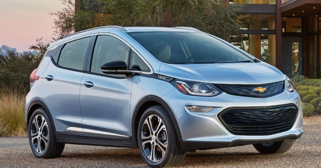 2018 Chevrolet Bolt EV: Continued EV Affordability