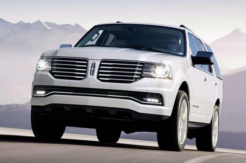 Lincoln Navigator 2016