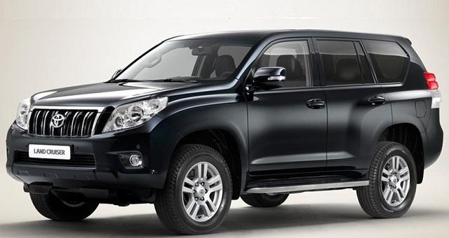 أفضل السيارات للشراء - Toyota Prado 2016