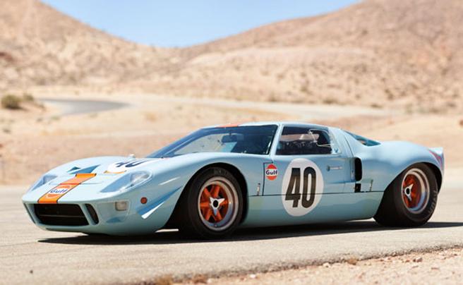 فورد جي تي 40 1968