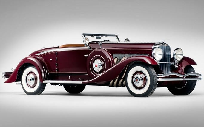 Duesenberg Model J Coupe