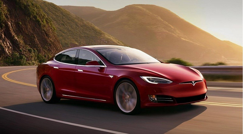 new car from Tesla