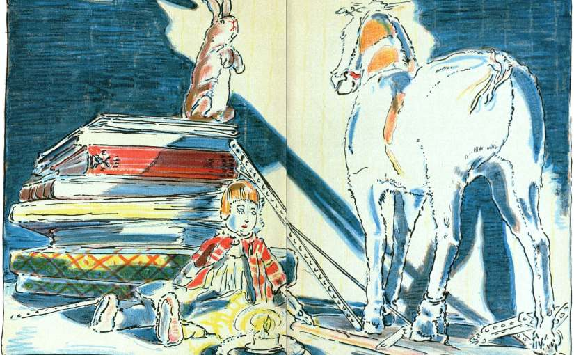 My Virtual Life: becoming a real buddy with a nod to the Velveteen Rabbit