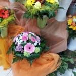 Bouquets Fleurs de toussaint