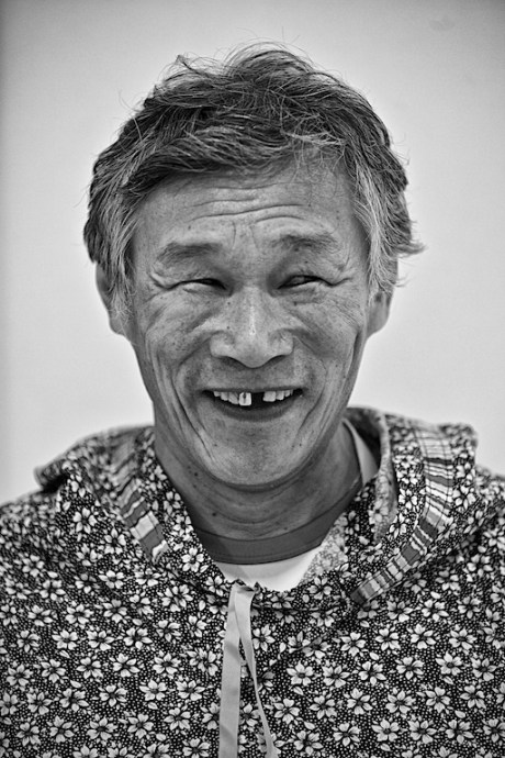 Valery Vykvyragtyrgyrgyn, the Great Carver. Chukotka. Photo © 2013 Galya Morrell