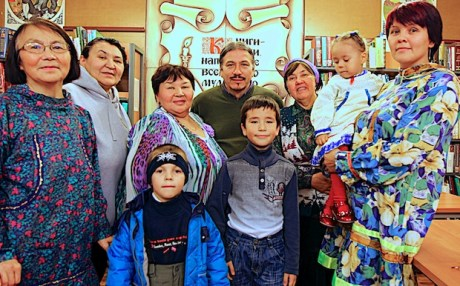 Inuit Day in Chukotka. Photo © 2013 Galya Morrell