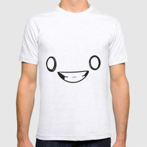 All Smiles - Alex van Rossum - T-Shirt