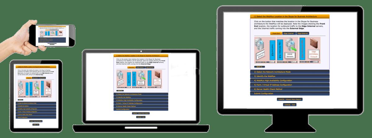 avanu webmux screens