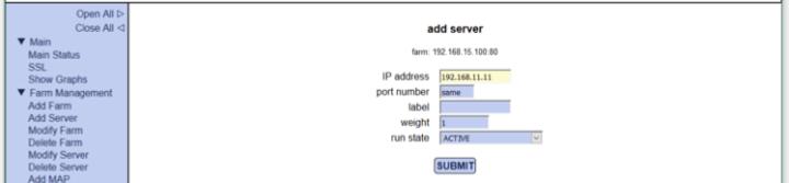 webmux add server