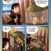The Painted Lady: At first prank goes wrong but then aang get his chance to fuck Katara