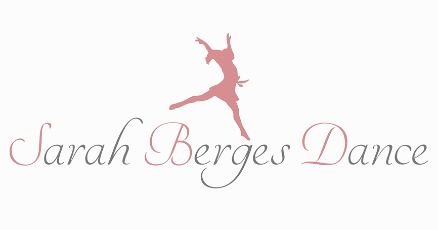 logo for sara burges dance