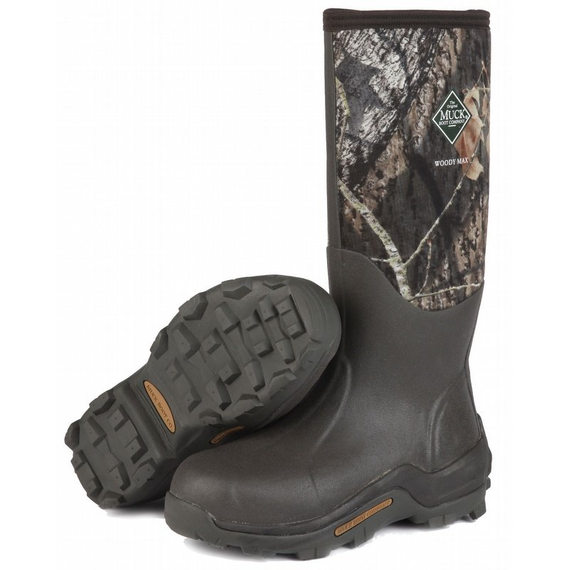 Product Review - Muck Woody Max Boots
