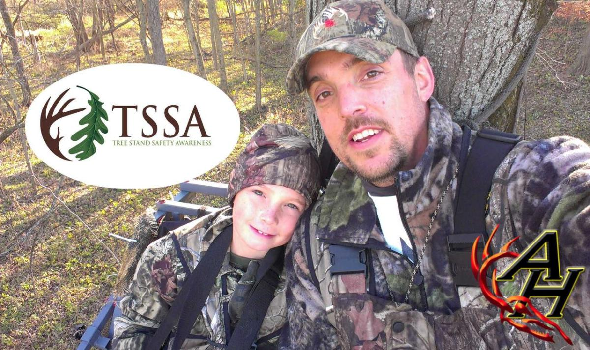 What If You Fell?  Treestand Safety Awareness