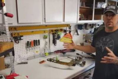 How To Prepare Your compound bow for storage