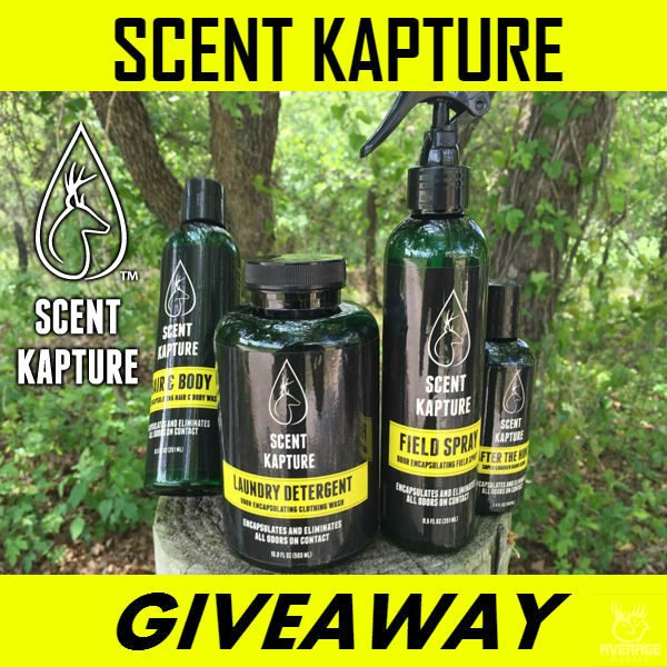 Scent Kapture Full Scent Eliminating Giveaway