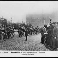 Remembrance Day Thoughts: Bikes in World War I