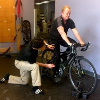 The Importance of having a Professional Bike Fit: Prevent or Cure Cycling Knee Pain