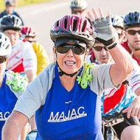 Raise money to fight MS while enjoying a scenic ride in beautiful Vancouver - the MS Bike Ride in Vancouver