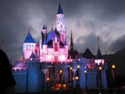 Hong Kong Disneyland Castle