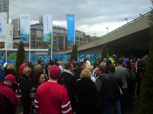 Vancouver 2010 Opening Ceremonies Lineup