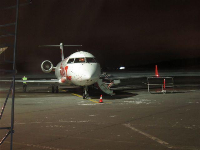 Air Canada Bombardier CRJ 100