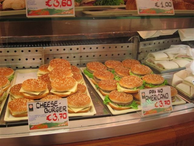Burgers in Venice