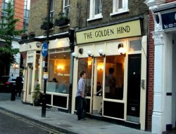 The Golden Hind Fish and Chips London