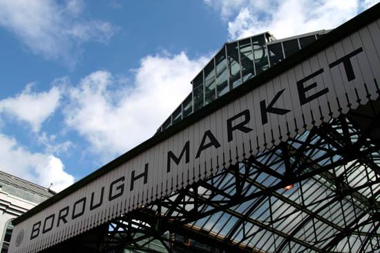 Borough Market Sign
