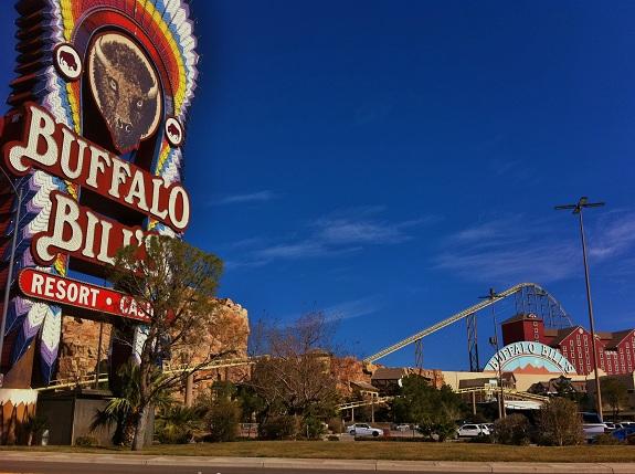 Buffalo Bills Hotel and Casino at Primm Nevada