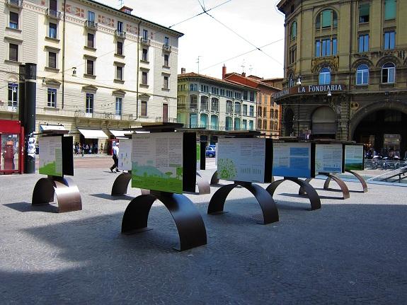 Street art in Bologna Italy